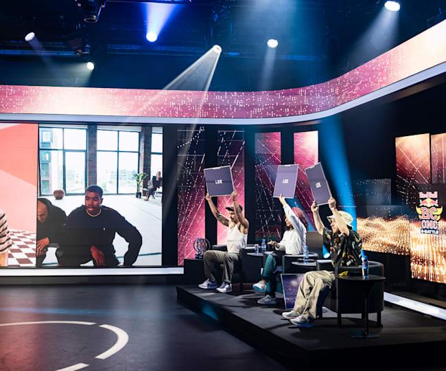 B-Boy Lee wint overtuigend de Red Bull BC One E-Battle 2021