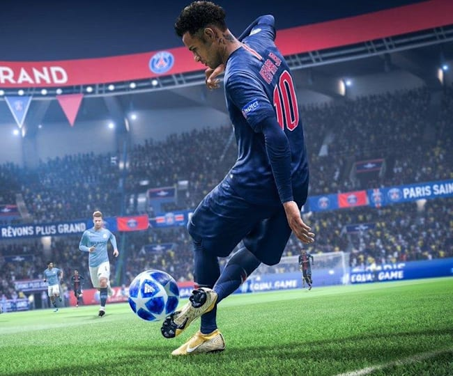 Be sure to get plenty of practice using FIFA 19's training mode