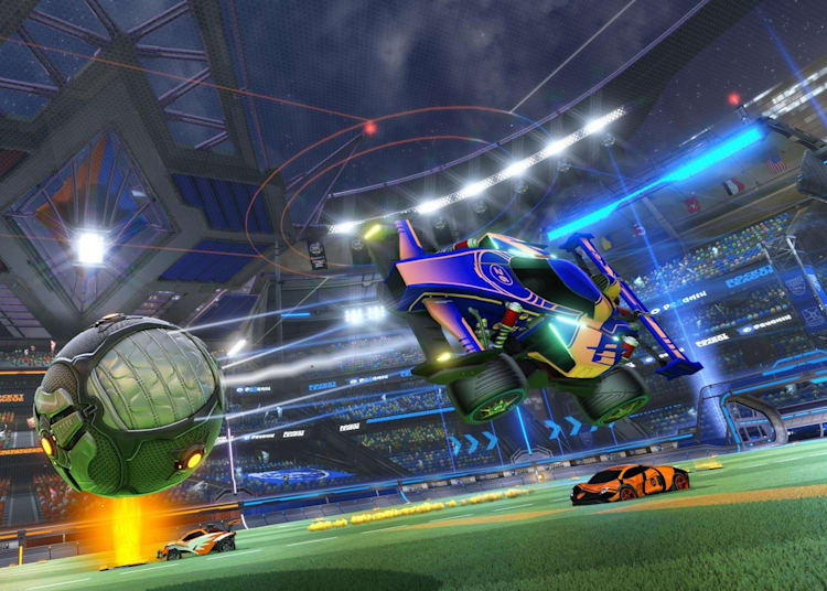 Rocket League Cars Why Most Pros Use The Same Car