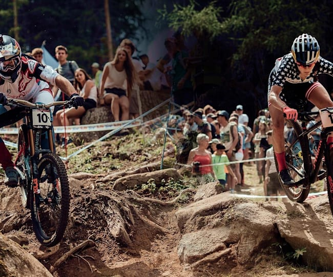 UCI MTB World Cup Rankings Banner