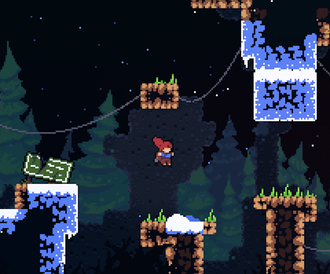 Good luck – you'll need it for Celeste
