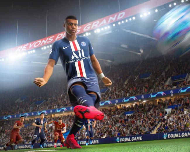 Buď lepším ve FIFA 21