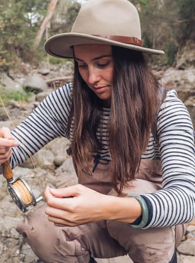 Here's why fly fishing is going to become your new favourite sport