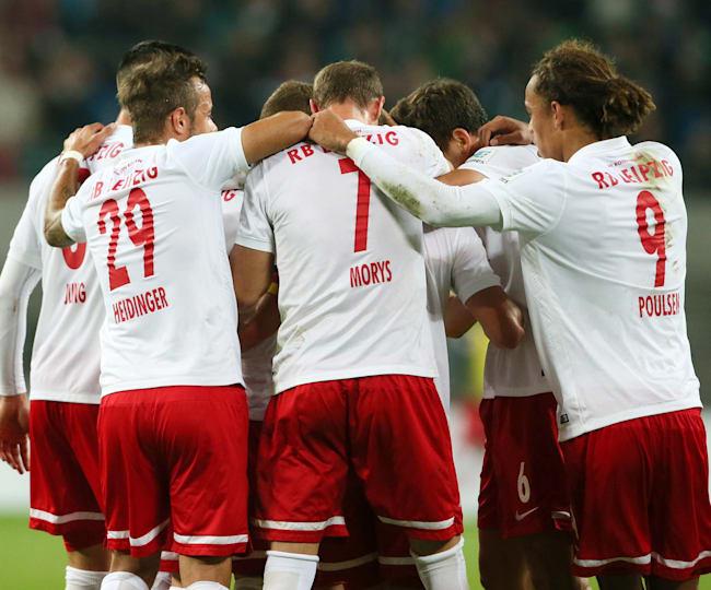Groepsknuffel RB Leipzig
