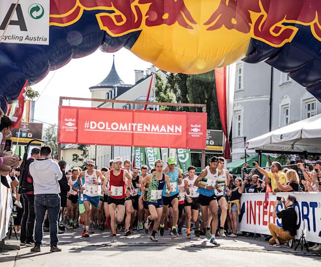Red Bull Dolomitenmann 2021