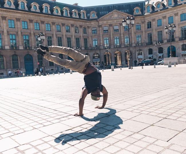 Junior in Paris