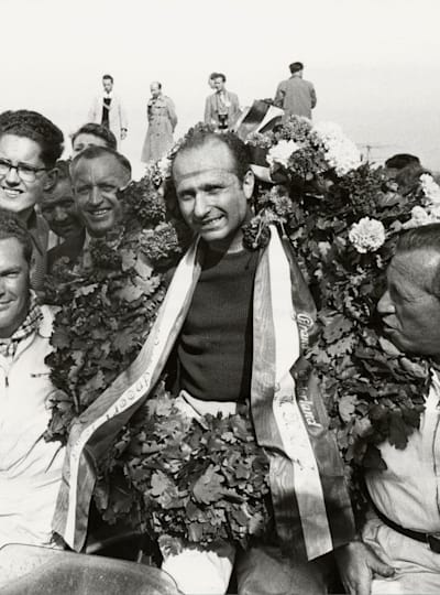 F1史に永遠に刻まれる偉人ファン・マヌエル・ファンジオ