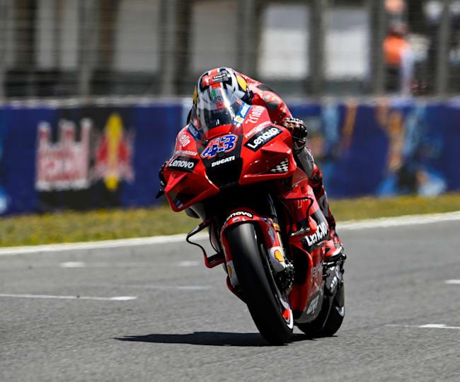 Jack Miller w drodze po pierwsze zwycięstwo na Ducati