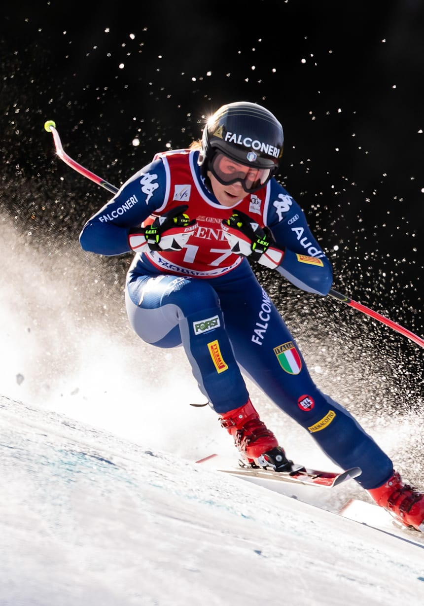 Sofia Goggia Alpine Skiing Red Bull Athlete Profile