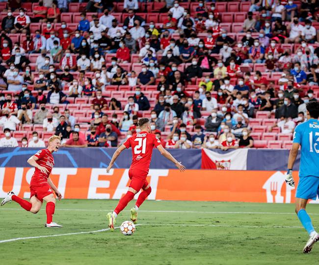 Champions League: FC Sevilla vs. FC Salzburg
