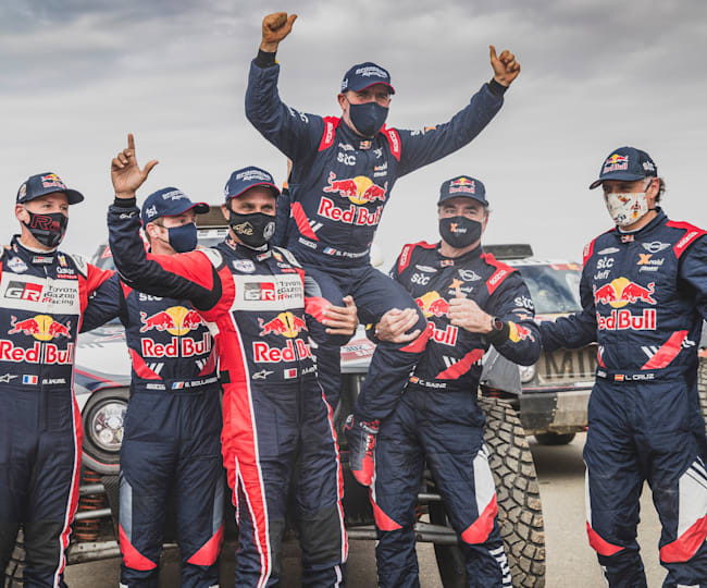 Stephane Peterhansel conquista la sua 14^ Dakar