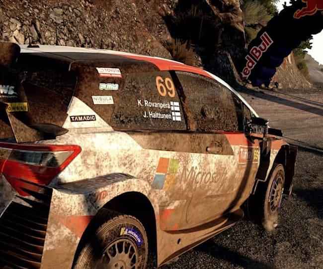 WRC 9 arrives on Nintendo Switch