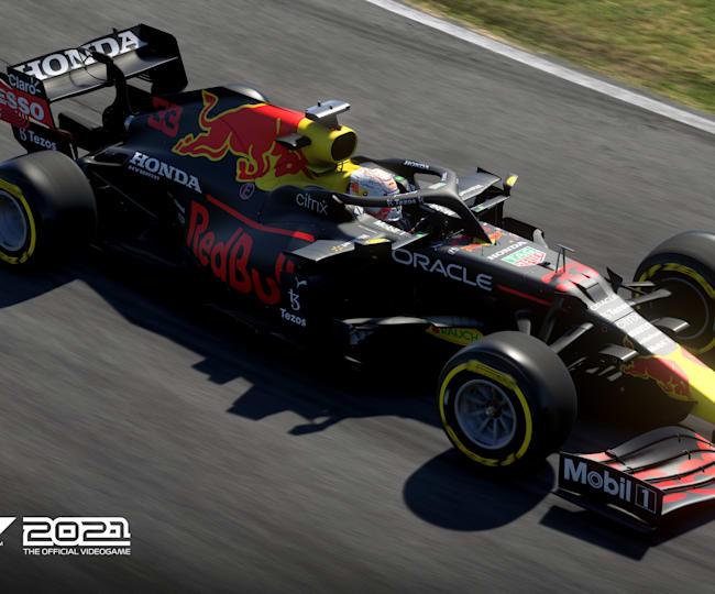 Découvrez le nouveau jeu F1 2021