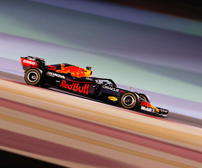 Max Verstappen couldn't have come closer to a first-up win