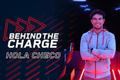 Behind The Charge: Hola Checo