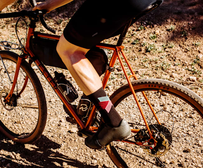 Gravel shoes combine the best of road and MTB shoes