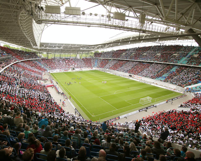 Voetbalstadion Red Bull Leipzig