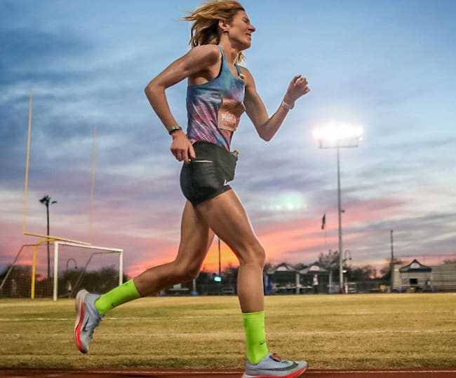 Camille Herron shares her epic story on How to be Superhuman