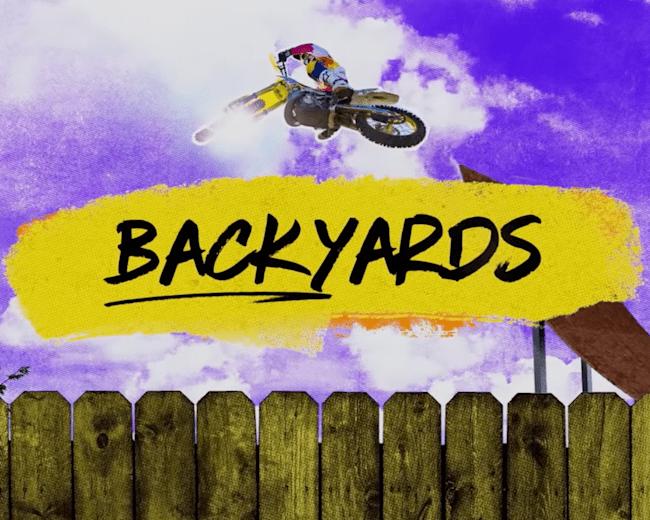 Travis Pastrana: Backyards