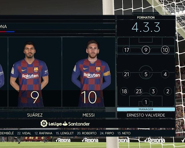 Guía de las mejores formaciones FIFA 20
