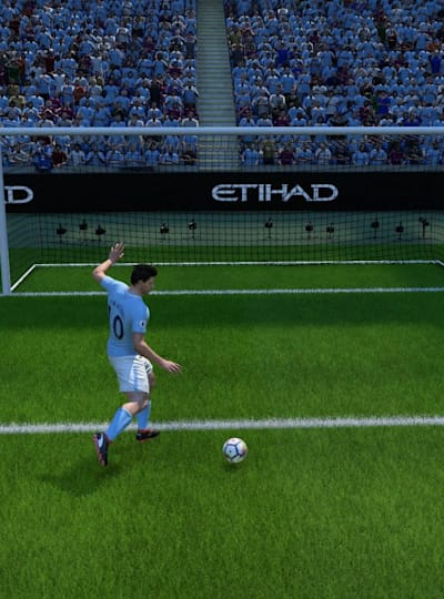 Your opponents won't be happy when you score a sweaty goal