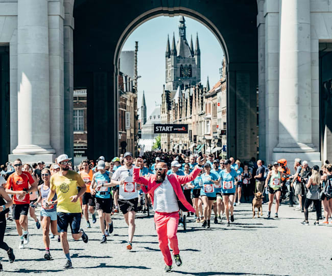 Wings for Life World Run 2018 - Ypres