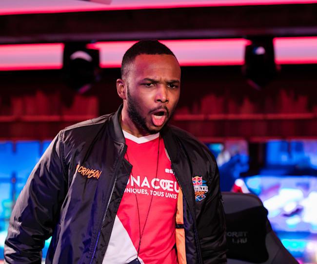 Mister Crimson pops off at Red Bull Kumite London.