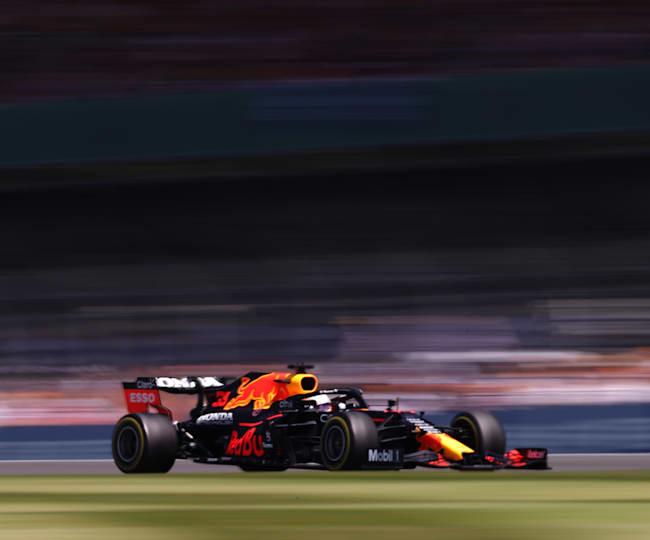 Max Verstappen - Silverstone