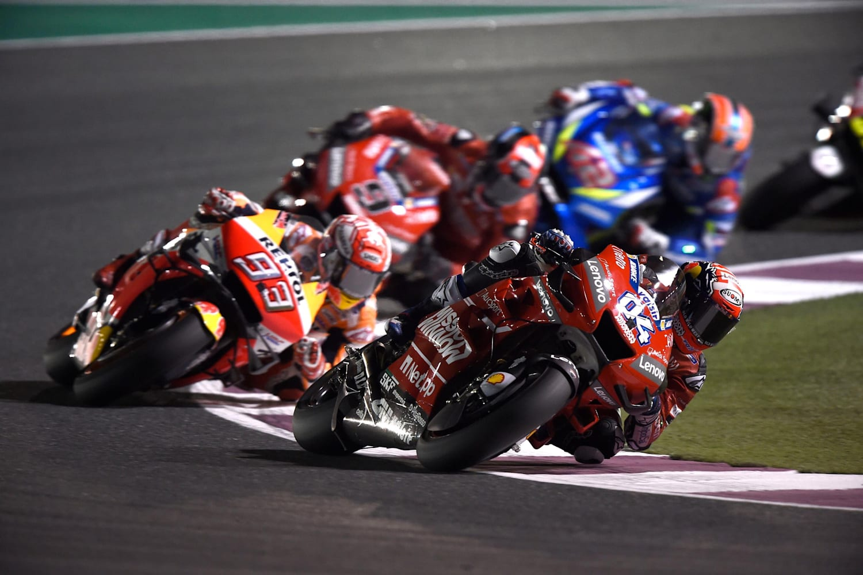 MotoGP: Marc Marquez wins sensational Australian GP