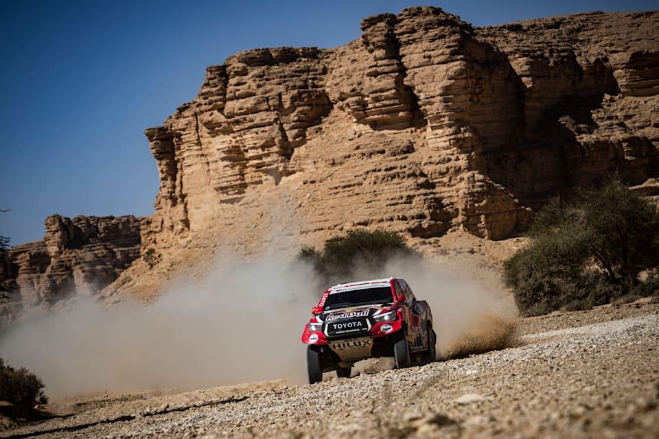 O Giniel De Villiers (ZAF) στο Rally Dakar 2020