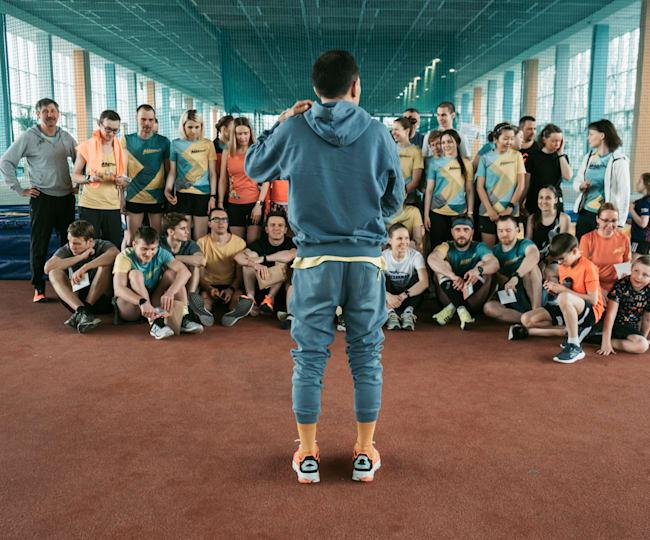 «Академия марафона»