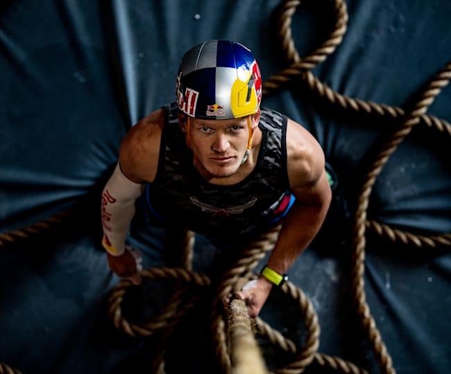 Thomas van Tonder traint in Zuid-Afrika
