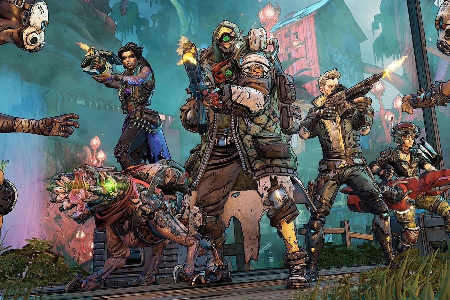 Borderlands 3 character guide: Which one to choose