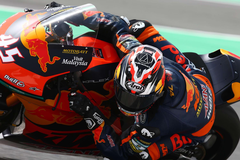 Pas de MotoGP au Qatar mais de belles batailles en Moto2 et 3
