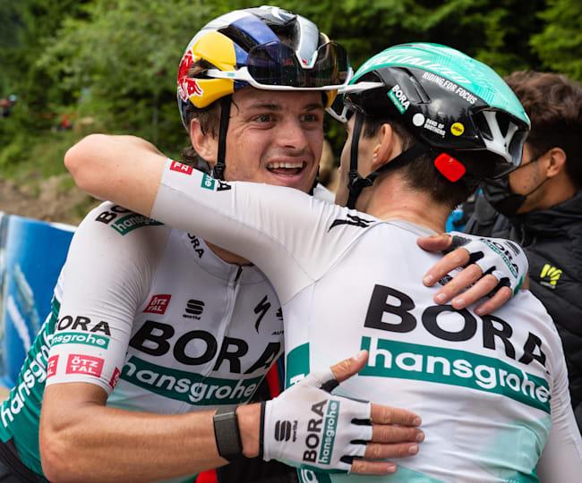 Bei der Sibiu Tour bestritt Toni Palzer seine dritte große Rundfahrt.