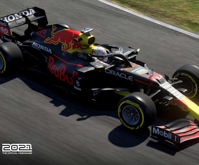 Consigue ventaja en F1 2021