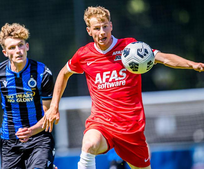 Jong Club Brugge VS Jong AZ