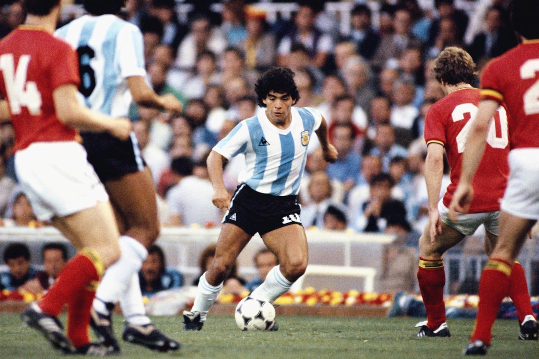 Diego Maradona Kimdir? En Güzel Golleri ve Hareketleri