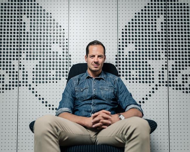 Cyrkl founder Cyril Klepek