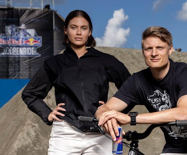 Sara Frost og Frederik Nordkild