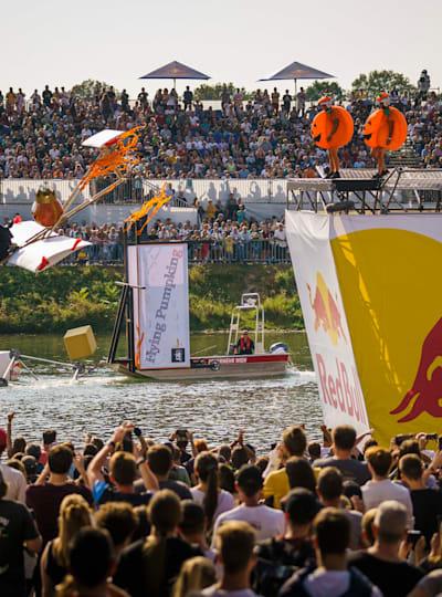 Red Bull Flugtag Wien 2021 – Die Highlights