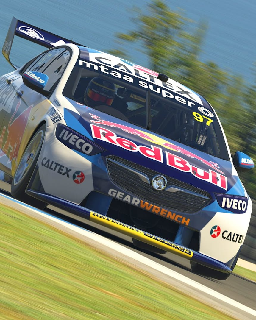 Supercars Online Eseries Replaces Race Rounds