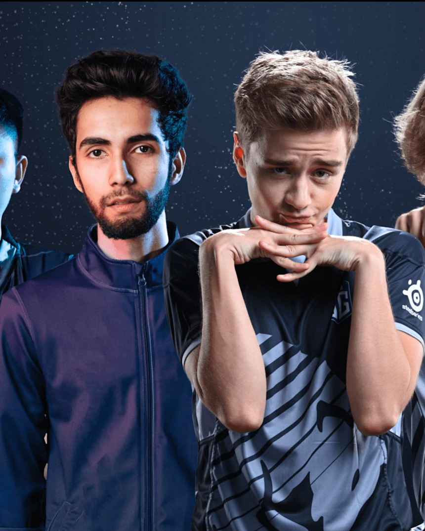 Meet Team OG, Dota 2's most winningest team