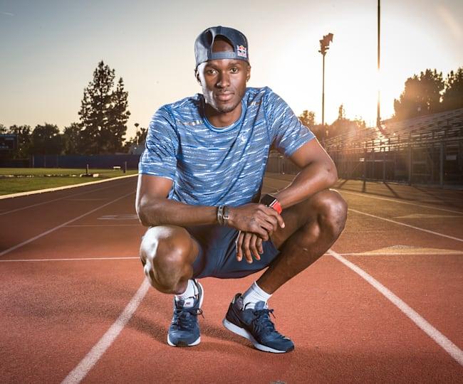 Will Claye, atleta do salto triplo