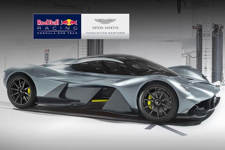 Aston Martin Valkyrie Check Out The New Hypercar