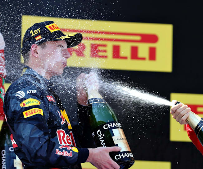 Max Verstappen is F1's jongste coureur