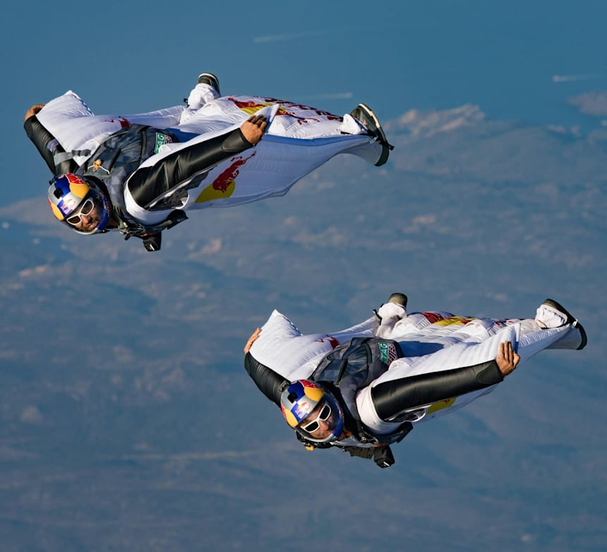 Wingsuit Flying | Red Bull