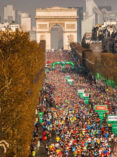 Schneider Electric Marathon de Paris 2018