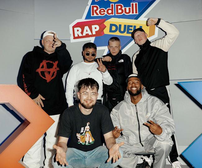 Red Bull Rap Duell: Schubi Akpella & Krime vs. NullZweiZwei