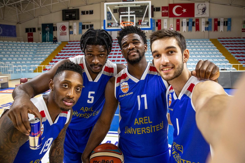 Arel Üniversitesi Büyükçekmece Basketbol Dosyası